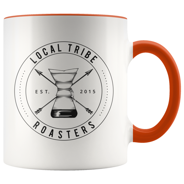 Local Tribe Roasters Coffee Mugs - Blue Angel Coffee