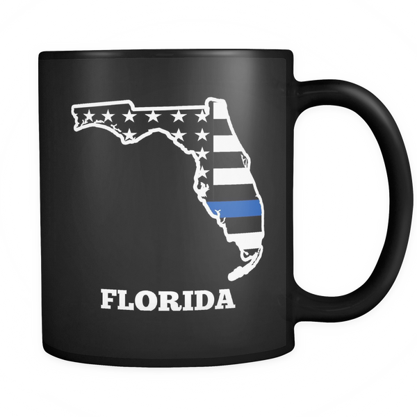 Florida Thin Blue Line - Blue Angel Coffee