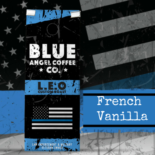 Blue Angel Coffee - French Vanilla - Blue Angel Coffee