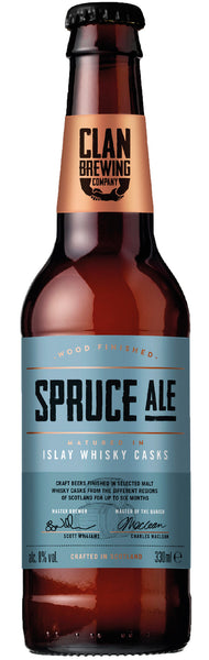 Clan Brewing Co - Spurce Ale