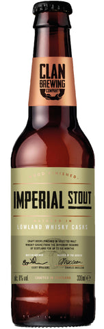 Clan Brewing Co - Imperial Stout