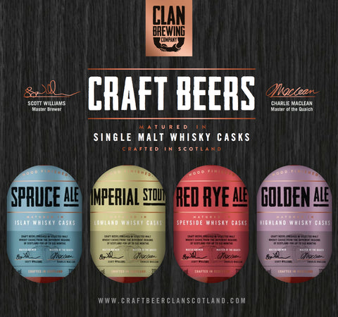 Clan Brewing Co - Gift Set
