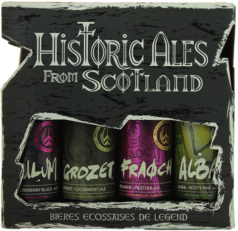 Historic Ales Gift Pack