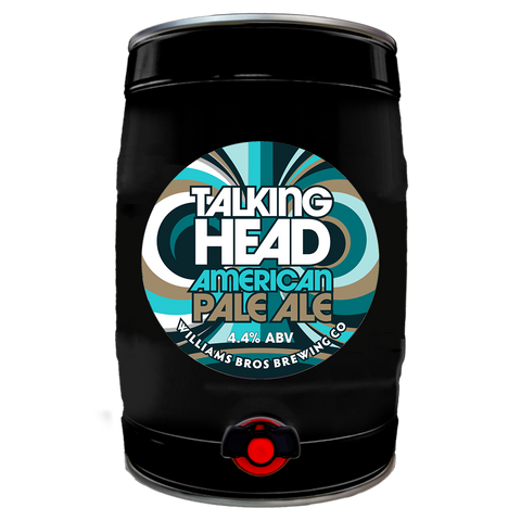 Talking Head (5L MINIKEG)