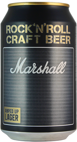 Marshall - Amped Up Lager