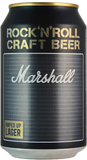 Half Stack of Marshall Amped Up Lager (24x33cl)