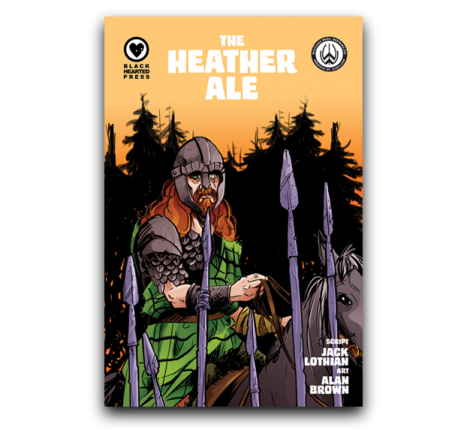 The Heather Ale - Comic