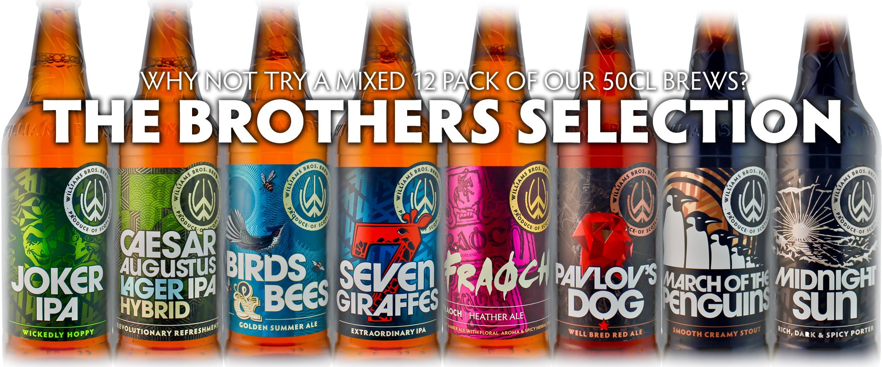 Buy The Brothers Selection