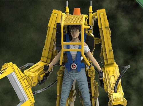 Hallmark's 2017 Horror Ornaments Include 'Aliens' Power Loader by John Squires