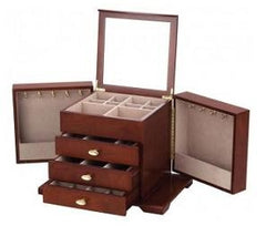 Jewelry Chests and Boxes