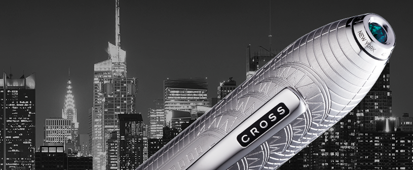 cross pens peerless collection nyc in stock at ria's hallmark
