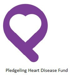 Pledgeling Heart Disease Fund - Ria's Hallmark Shop