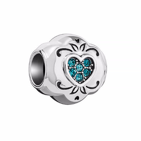 Chamilia Love Heart - Ria's Hallmark & Jewelry Boutique - 1