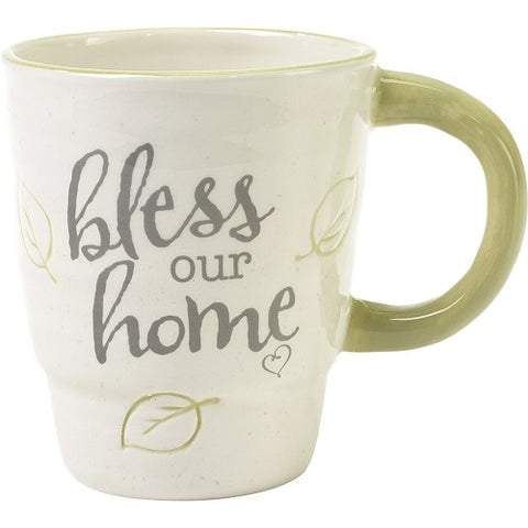 Bless Our Home, Ceramic Mug by Precious Moments