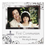 First Communion 4x6 Malden Frame - Ria's Hallmark & Jewelry Boutique - 2