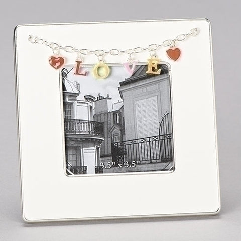 Love Charm Frame by Caroline Collection
