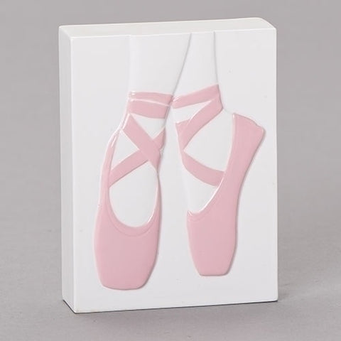 Ballet Dancer Desk Plaque