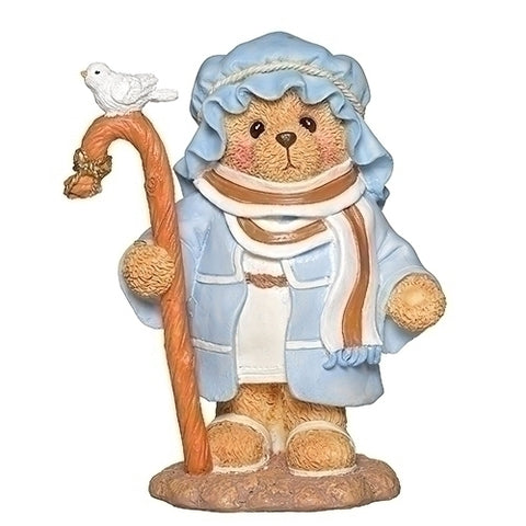 Copy of Cherished Teddies Joseph Bear Figurine