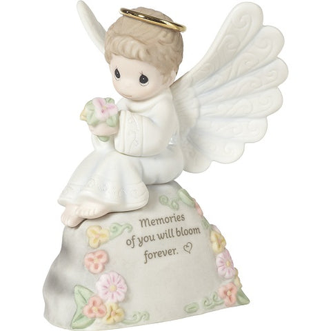 Memories Of You Will Bloom Forever Figurine