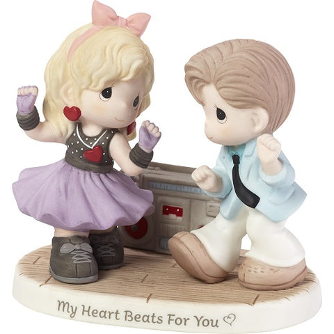 My Heart Beats For You Figurine