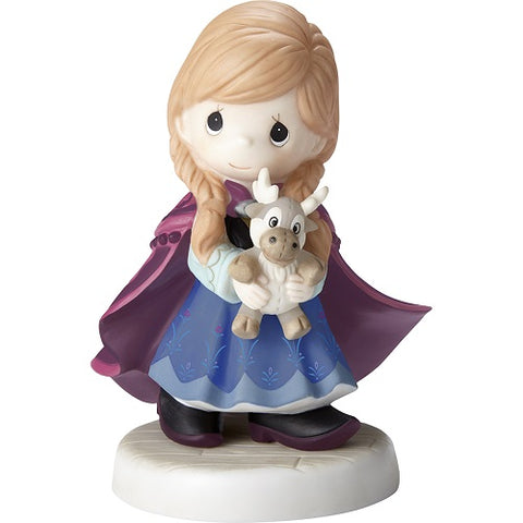 Disney Showcase You're So 'Deer' To Me Anna Figurine