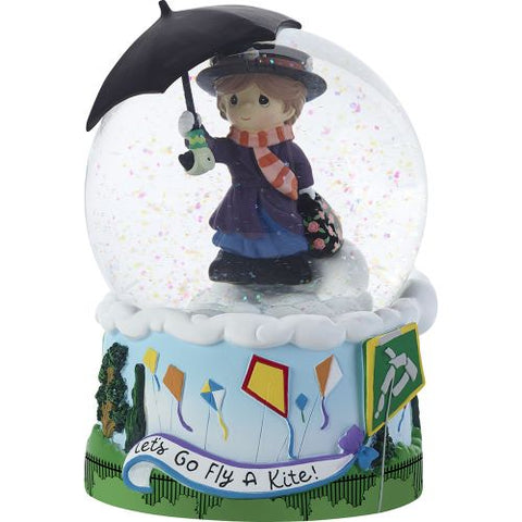 Disney Showcase Mary Poppins Musical Snow Globe