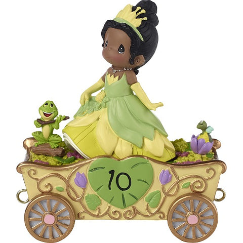 Precious Moments Disney Birthday Parade Age 10 Tiana