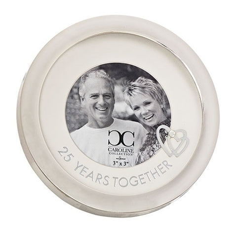 25 Years Together Frame by Caroline Collection