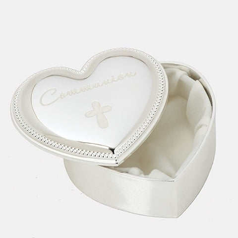 "1.5""H Communion Keepsake Box Caroline Collection"