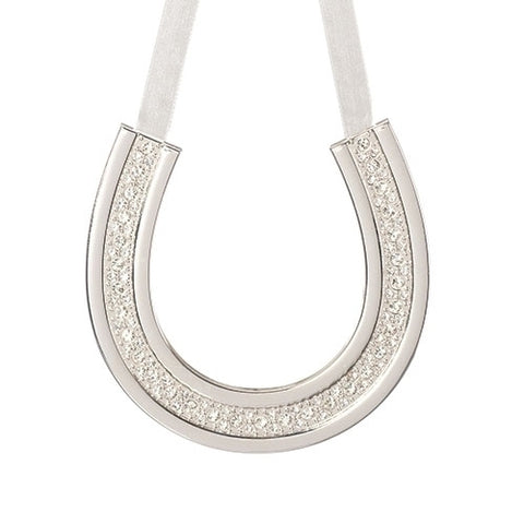 Horseshoe Hanger With Stones Caroline Collection