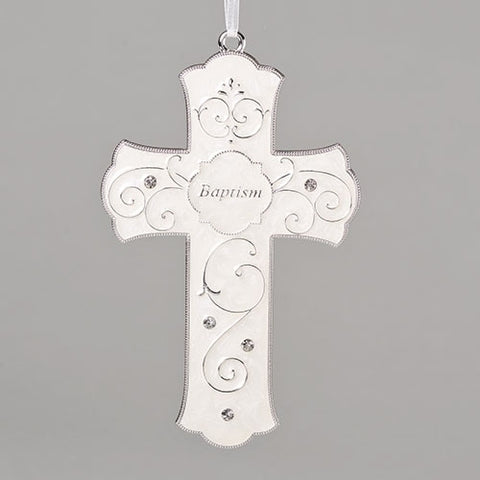Baptism Cross Caroline Collection