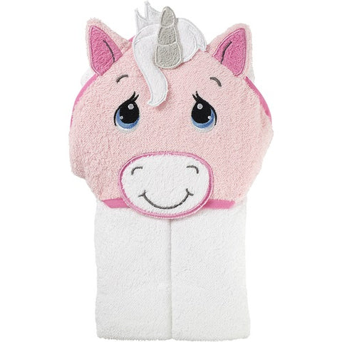 """Sparkle"" Unicorn Hooded Towel by Precious Moments"