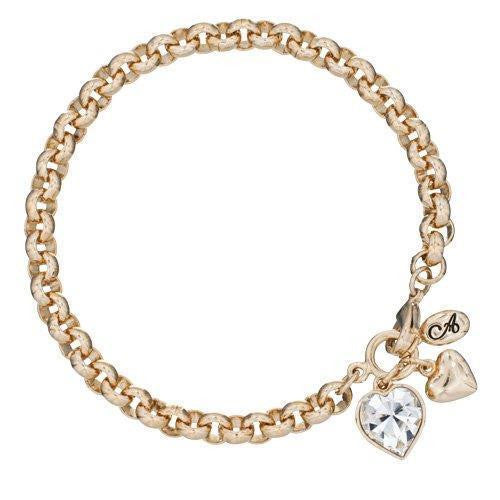 Charmed for Life by Annaleece Swarovski Crystal Bracelet - Ria's Hallmark & Jewelry Boutique