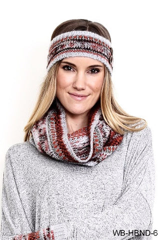 WB Alpine Headband With Buttons - Ria's Hallmark & Jewelry Boutique - 1