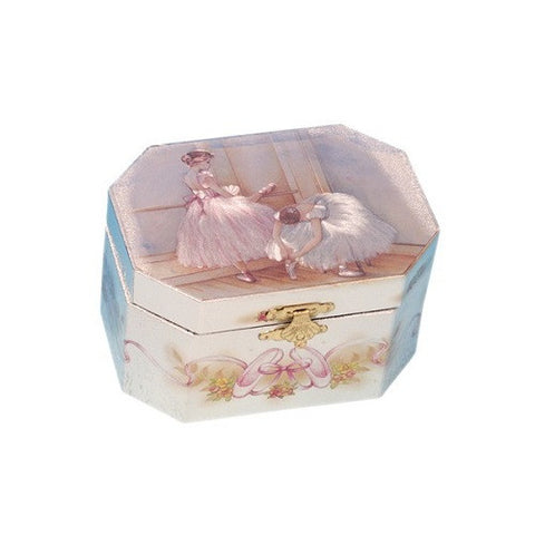 Music Box Kingdom Ballet Jewellery Box