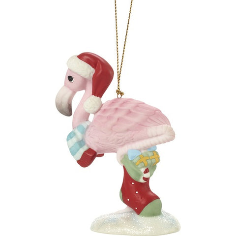 Wishing You An Out-Standing Christmas Annual Animal Ornament