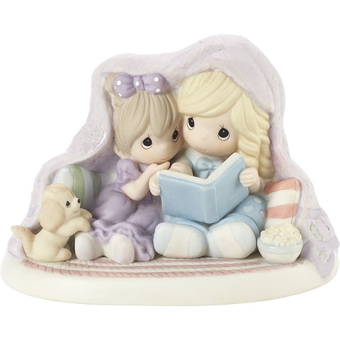Nestled In Christmas Bliss Figurine by Precious Moments