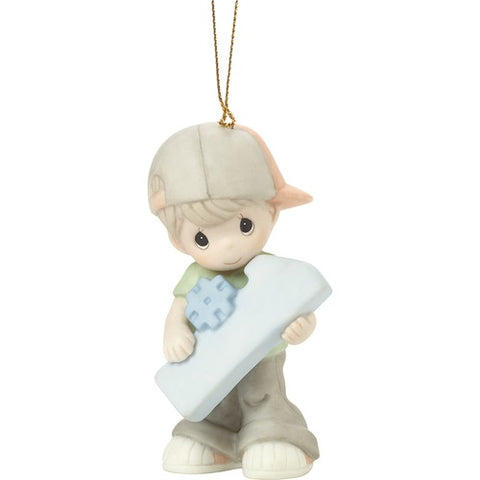 #You're Awesome Boy Ornament by Precious Moments