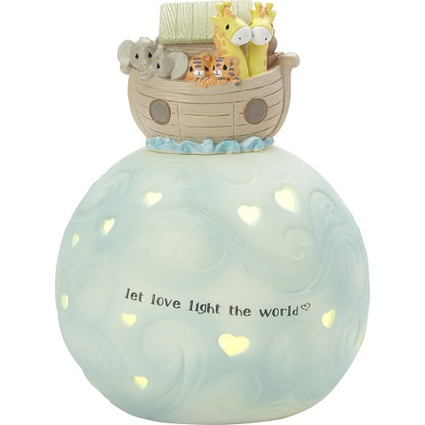 Precious Moments Let Love Light The World Soothing Projector