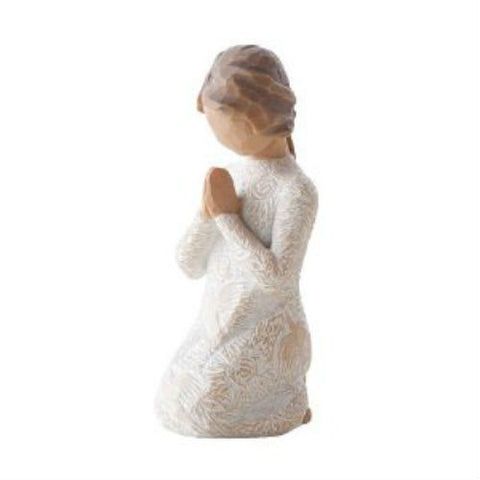 Willow Tree Prayer of Peace Figurine - Ria's Hallmark & Jewelry Boutique