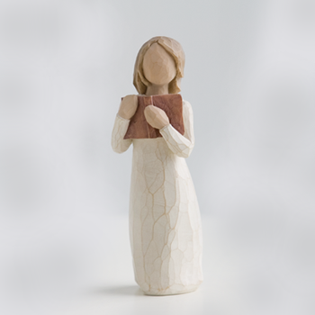 Willow Tree Love Of Learning Figurine - Ria's Hallmark & Jewelry Boutique