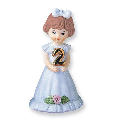 Growing Up Brunette Age 2 - Ria's Hallmark & Jewelry Boutique