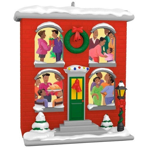 Christmas Is Better Together Ornament