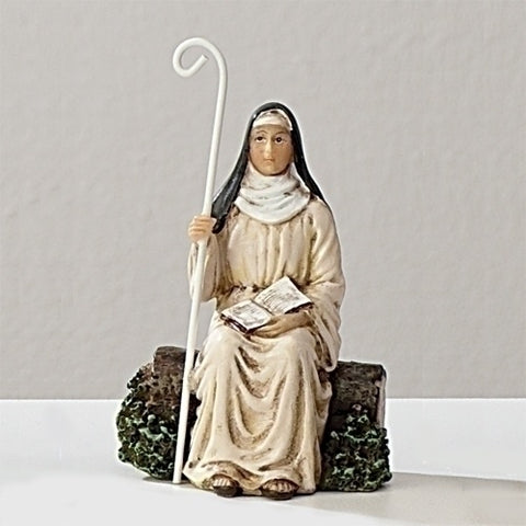 "Roman St. Monica ""Patron of Mothers, Wives, and Homemakers"" Figurine"