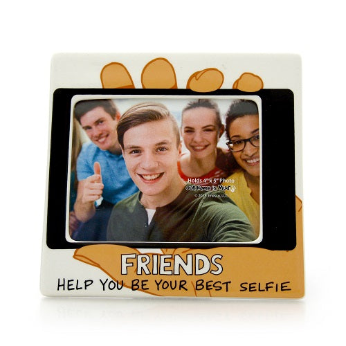 Our Name Is Mud FRIENDS SELFIE Frame