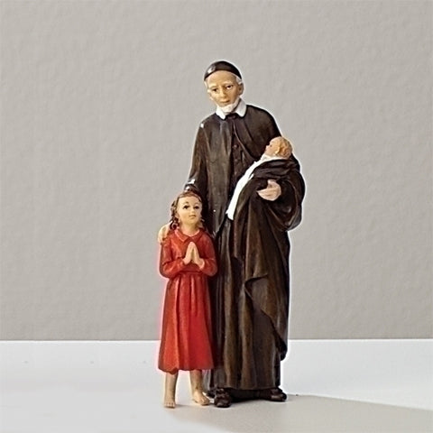 Roman St. Vincent de Paul Figurine