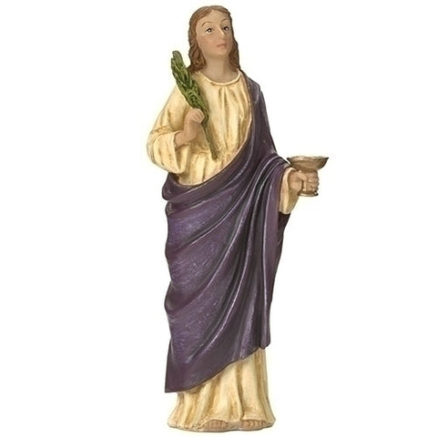 Roman St Lucy Patroness of The Blind Figure