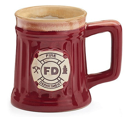 FIRE DEPARTMENT MUG - Ria's Hallmark & Jewelry Boutique