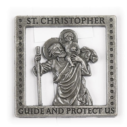 Roman Inc St. Christopher Visor Clip
