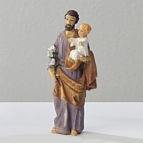 "ROMAN St. Joseph ""Patron Of Fathers, The Church"" - Ria's Hallmark & Jewelry Boutique"